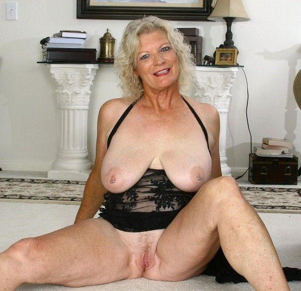 Big natural blond orgasm